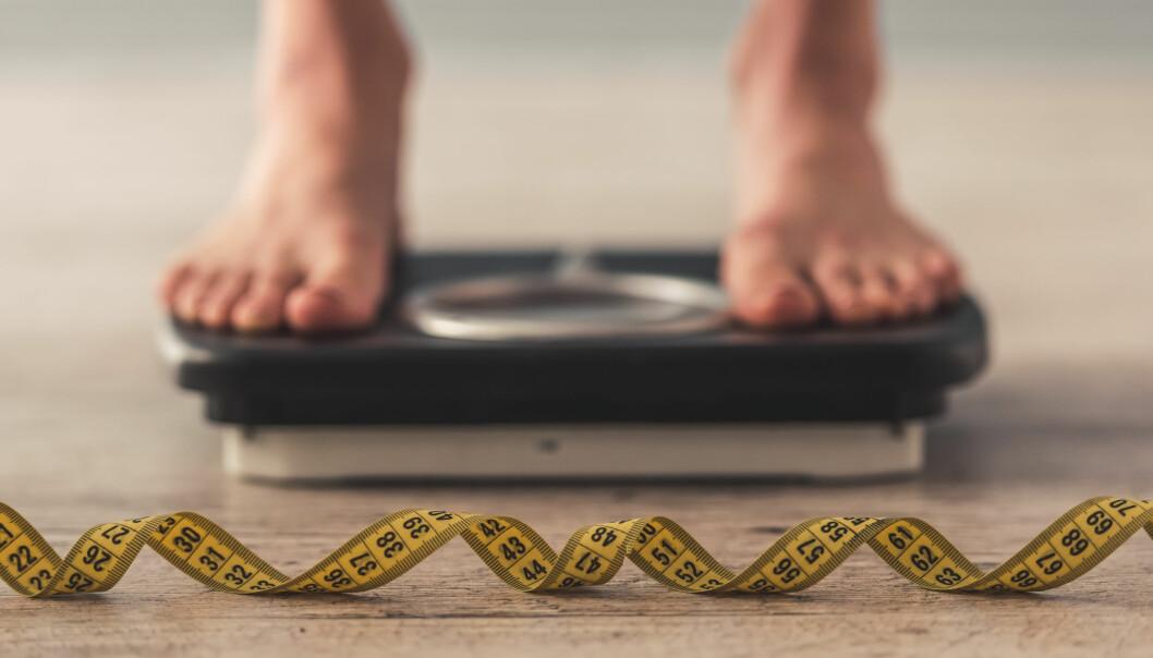 <strong>OVERVEKT:</strong> Overvekt og fedme fører med seg problemer, ikke bare for den enkelte, men også for samfunnet som helhet. Foto: Shutterstock