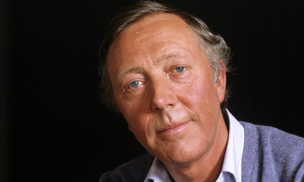 DØD: Skuespiller Per Theodor Haugen er død. Han ble 83 år gammel, og døde søndag. Foto: NTB scanpix