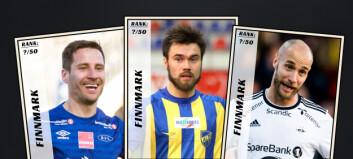 Dagbladet kårer de 50 beste fotballspillerne fra Finnmark
