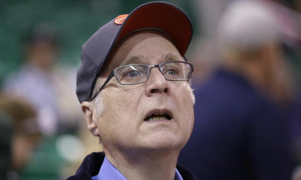 DØD: Paul Allen er død, 65 år gammel. Foto: AP Photo / Rick Bowmer / NTB scanpix