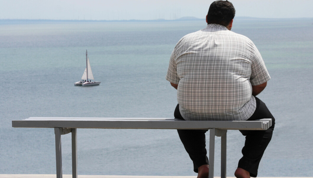 <strong>OVERVEKT:</strong> For noen er ikke overvekt et problem, mens det for andre kan medføre betydelige helseproblemer. Foto: Shutterstock