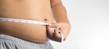Dette er forskjellen på overvekt og fedme