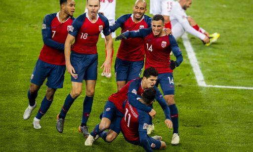 image: Norsk gruppeledelse etter praktfull «Moi»-scoring