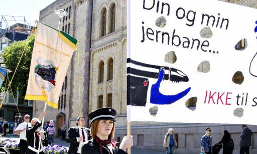 image: Hvem skal bestemme – norske folkevalgte eller Brussel?