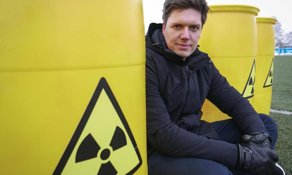 IKKE SÆRLIG VITENSKAPELIG: «Folkeopplysningen» avviser altså estimat som metode. Hvor vitenskapelig er det, spør Greenpeace Norge. Foto: Teddy TV / NRK