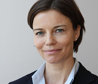 BEKREFTER SVINDELEN: Merete Jebsen, pressesjef i den norske skatteetaten. Foto: Skatteetaten
