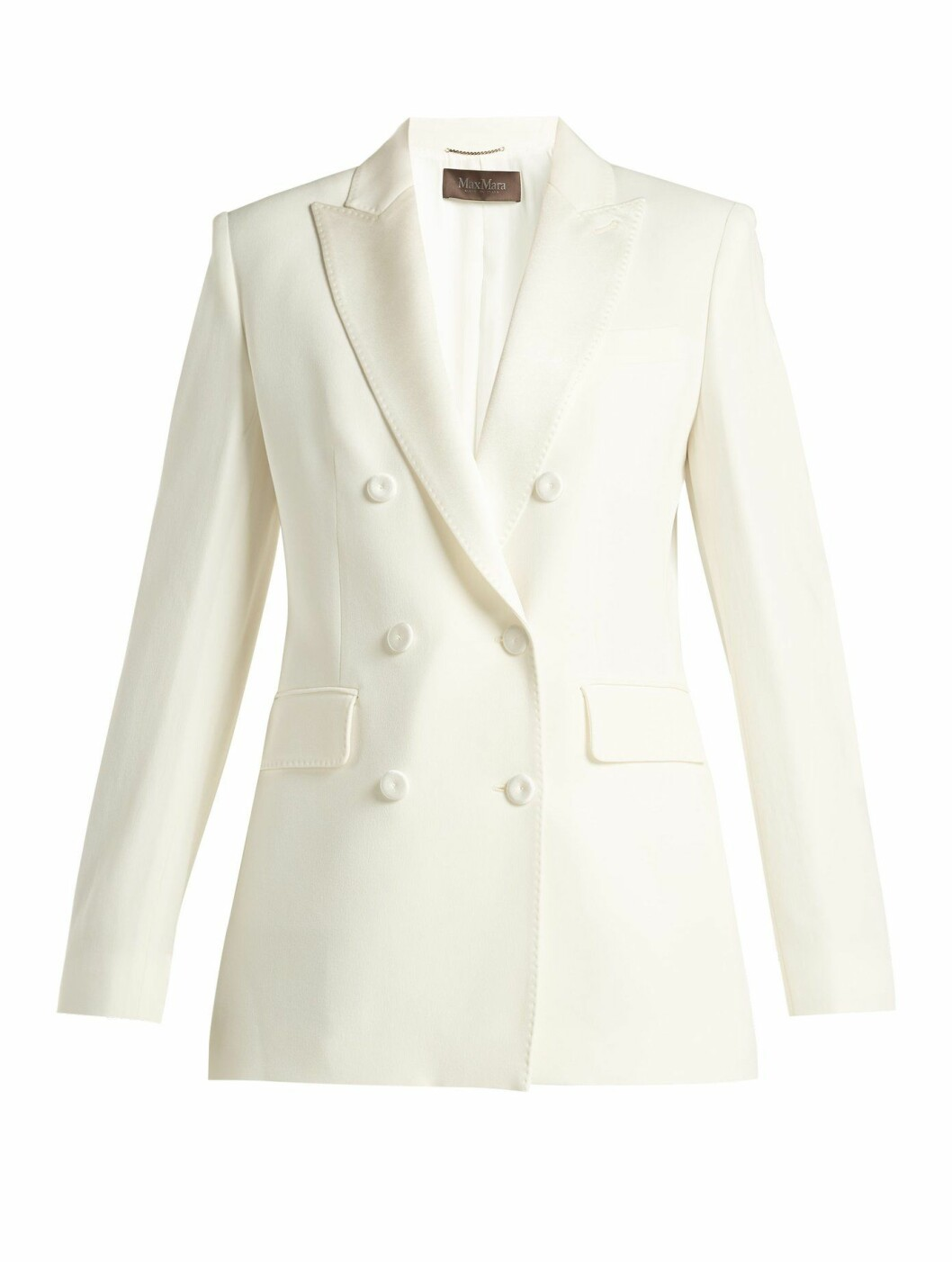 <strong>Blazer fra Max Mara |5580,-| https:</strong>//www.matchesfashion.com/intl/products/1211719