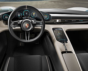 image: Dette skal elbilen Porsche Taycan koste