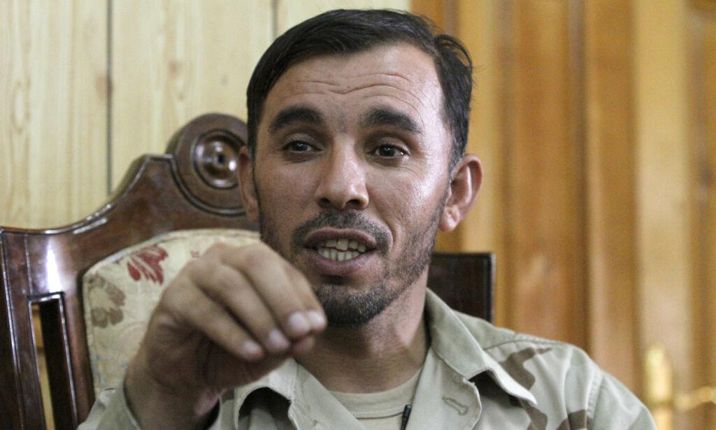 image: Tre afghanske sikkerhetstopper drept under møte med amerikansk general