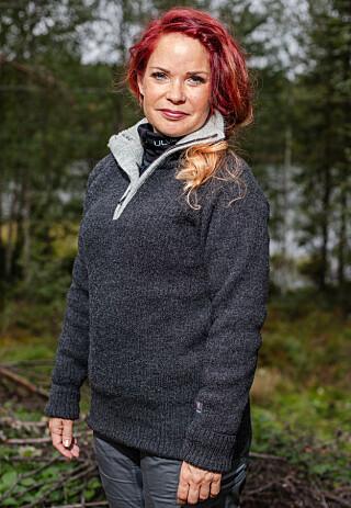 VIL INN: Anneli Guttormsen sier til Dagbladet at hennes store hjerte kan være et pluss i konkurransen. Foto: Alex Iversen / TV 2