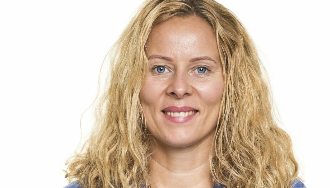 Bli ny: Se så rålekker Hanne ble som brunette!