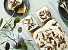 Skremmende god gresskarkake med kremost og pekannøtter!
