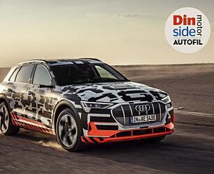 image: Vi gjør en full sjekk av Audi e-tron
