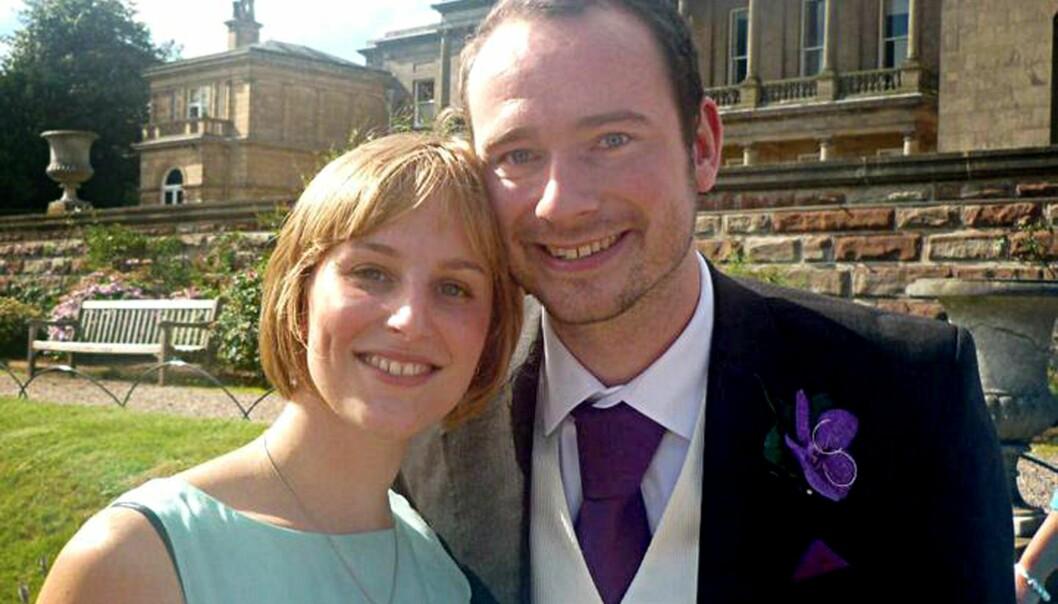 KJÆRESTEN BLE DREPT: Britiske Joanna Yeates og kjæresten Greg Reardon fikk aldri anledningen til å bli gamle sammen. Hun ble drept av naboen i parets felles leilighet. FOTO: NTB Scanpix