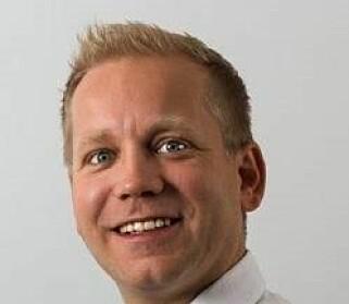 VELGER UT SPØRSMÅL: foredragssjef Kristian Jakobsen. Foto: Atikko.