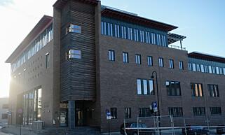 KLAR FOR RETTSSAK: Dersom det i det hele tatt blir noe av hovedforhandlingen, vil den foregå i Hedmarken tingrett på Hamar. Foto: Fredrik Hagen / NTB Scanpix