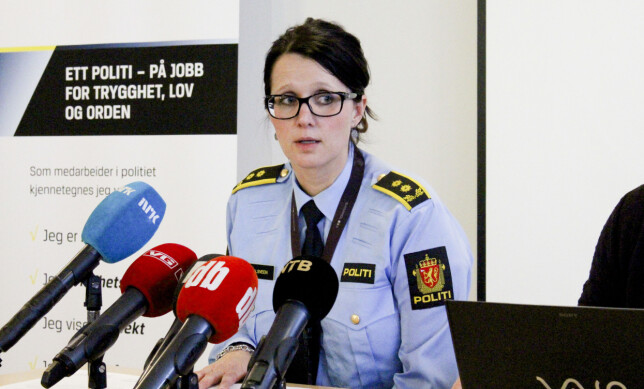 AKTOR: Politiadvokat Julie Dalsveen fører saken mot terapeuten for påtalemakten. Foto: Henrik Skolt / NTB Scanpix