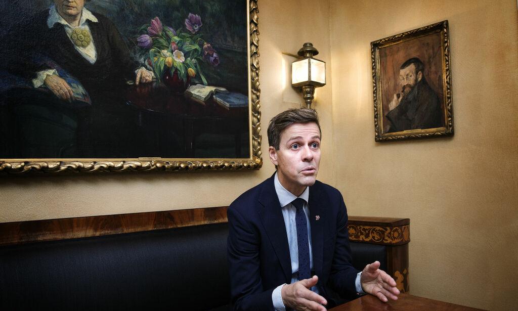 image: Nederlag for Knut Arild Hareide: Rogaland KrF vil at partiet skal gå inn i Solberg-regjeringen
