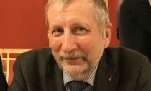 FYLKESLEDER: Arne Willy Dahl, Akerhus KrF