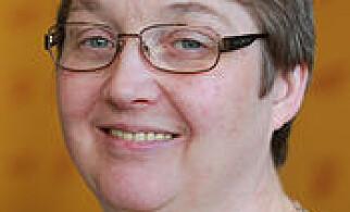 FYLKESLEDER: Hege Irene Fossum, Buskerud KrF