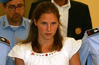 image: DNA-ekspert om saken mot Amanda Knox. -Justismord