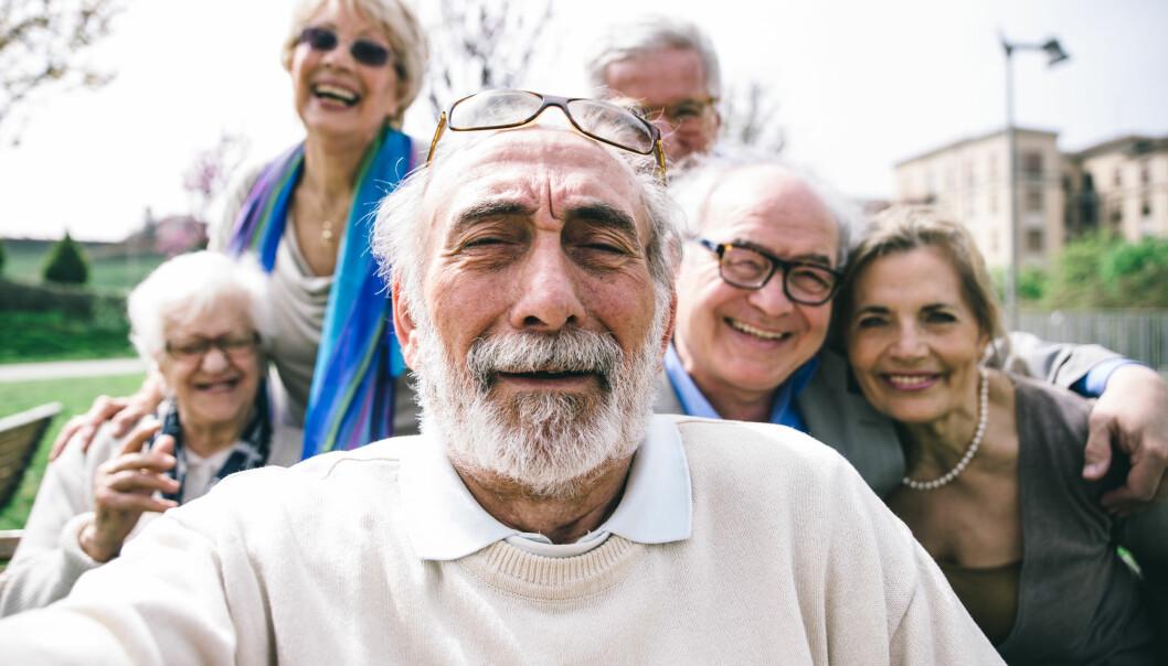 <strong>HALV LØNN I PENSJON:</strong> En gjennomsnittlig norsk arbeidstaker kan vente seg en pensjon på kun halvparten av lønnen, ifølge en fersk rapport fra Mercer. Foto: Shutterstock/ NTB scanpix