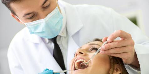 image: Ni av ti vil ha tannhelse inn i det offentlige helsetilbudet