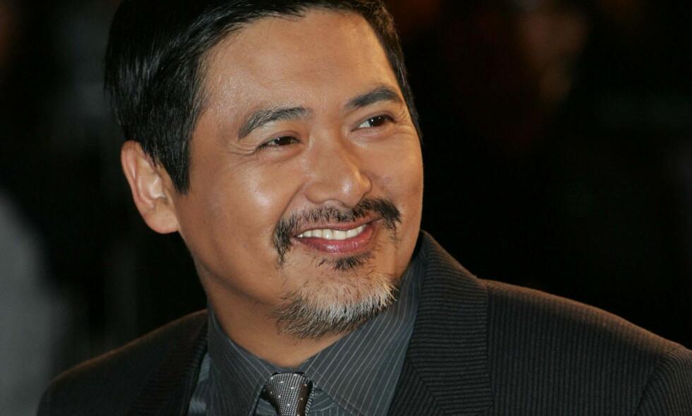 STYRTRIK: Chow Yun-fat er en av Hong Kongs mest berømte skuespillere, og er verdt flere milliarder kroner. Likevel velger han å leve et enkelt liv. Foto: NTB scanpix