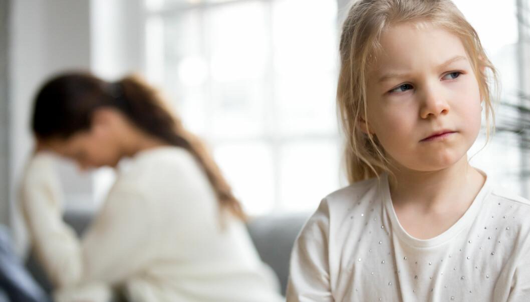<strong>NEGATIVT KROPSSNAKK:</strong> Snakker du mye om mat og kropp foran andre? Det kan påvirke i større grad enn det du tror. FOTO: NTB Scanpix