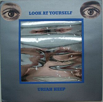 MINNEVERDIG 1: Uriah Heep med platen «Look At Yourself».