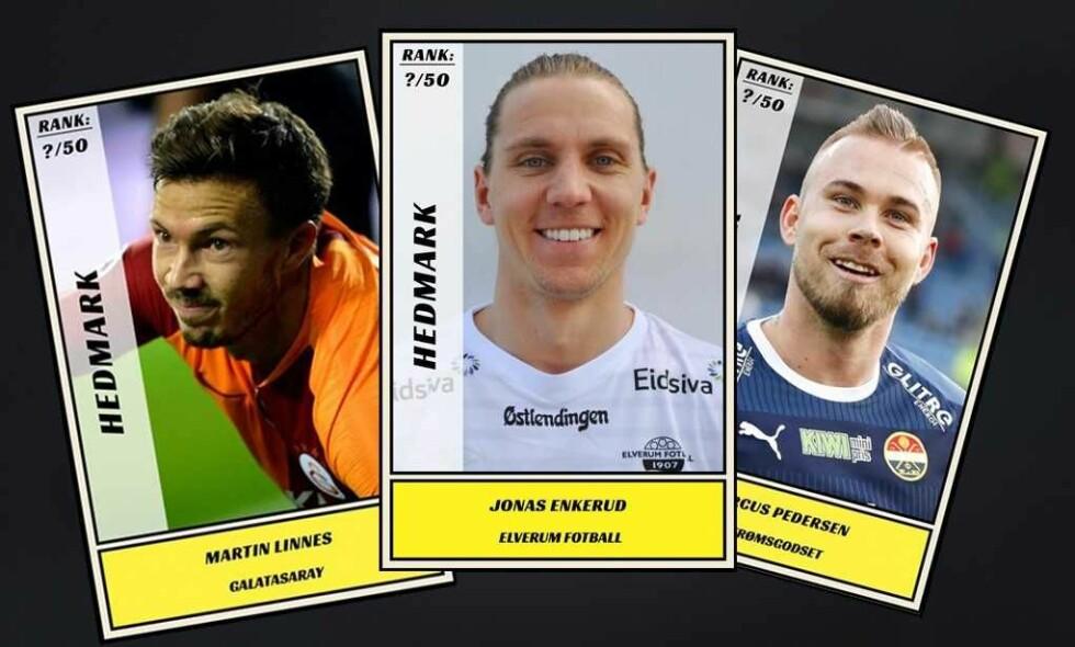 FOTO / FOTOMONTASJE: NTB Scanpix / Bildbyrån / Elverum Fotball / Michael Söderqvist-Waag.