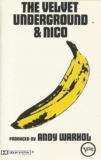 <strong>MINNEVERDIG 2:</strong> «Velvet Underground &amp; Nico» av Velvet Underground.