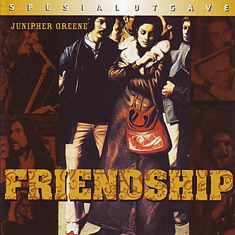 MINNEVERDIG 5: «Friendship» av Junipher Greene.