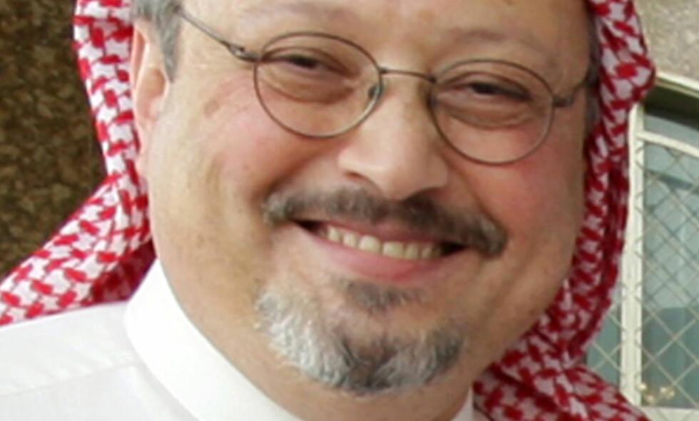 DREPT PÅ KONSULTATET: Det er nå endelig bekreftet at regimekritikeren Jamal Kashoggi ble drept i Saudi-Arabias konsulat i Istanbul. Men hvilke konsekvenser får det for regimet i Riyhad. FOTO: NTB/Scanpix/AFP)