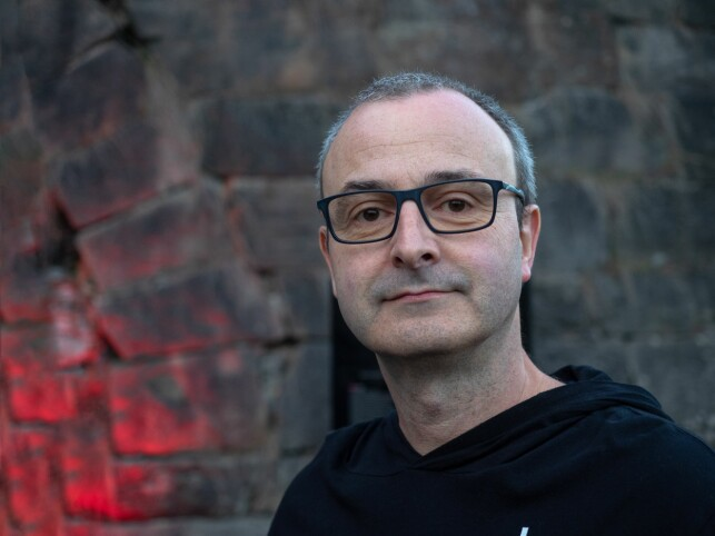 Geir Gåsodden jobber i Telemark Fylkeskommune. 📸: Tore Hansen
