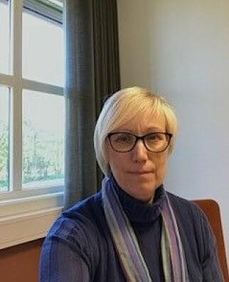 STRENG KONTROLL: - Mattilsynet bruker mye ressurser på å overvåke og kontrollere import og norsk produksjon av poteter, sier spesialinspektør Katri Laubo. Foto: Privat