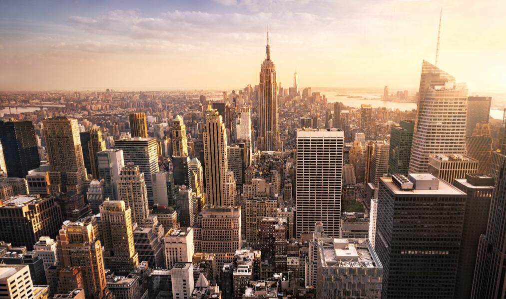 NEW YORK: En storbyferie er aldri feil og med disse tipsene kommer helgen i «The Big Apple» til å bli komplett! Foto: Scanpix