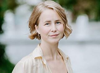 GLAD: Anja Bakken Riise, leder i Framtiden i våre hender (FIVH). Foto: Renate Madsen