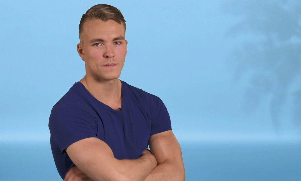 POPULÆR TYPE: «Love Island»-deltakeren Martin Reinertsen (25) kan fortelle til Se og Hør at han har fått enormt mye oppmerksomhet etter tv-deltakelsen. Foto: TV3