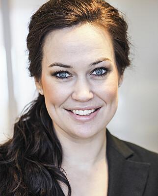 MÅ LØSES INTERNASJONALT: Samfunnsansvar- og miljøansvarlig Camilla Skjelsbæk Gramstad i Virke. Foto: Virke