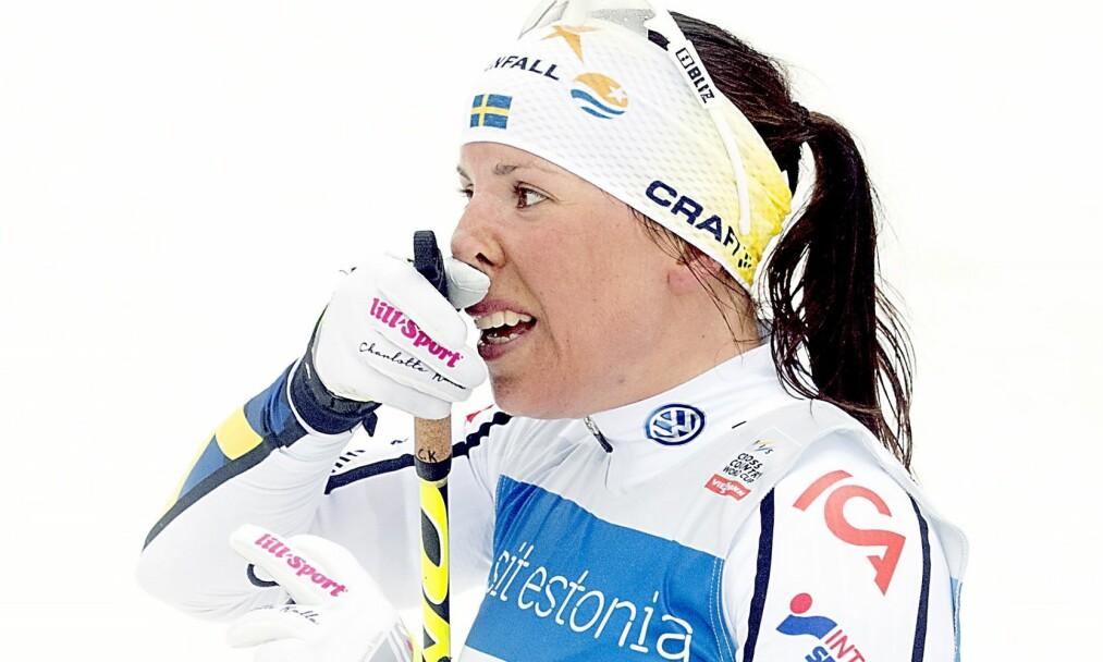 <strong>PREGET:</strong> Charlotte Kalla. Foto: Bjørn Langsem / Dagbladet