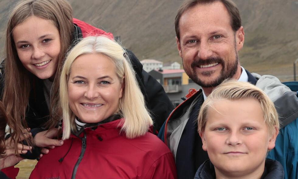 KRONISK SYK: Onsdag kveld ble det kjent at kronprinsesse Mette-Marit lider av en kronisk lungesykdom. Foto: NTB Scanpix