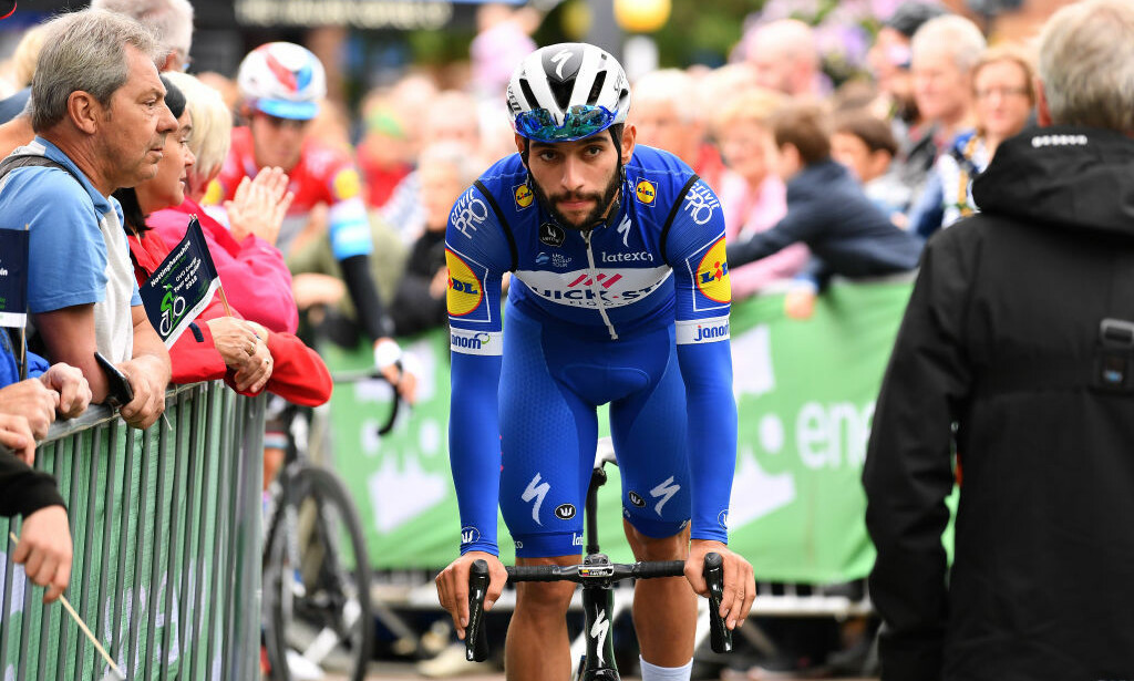 BEKREFTET: Gaviria skal sykle for Alexander Kristoffs lag neste år. FOTO: Getty Images/Tim de Waele.