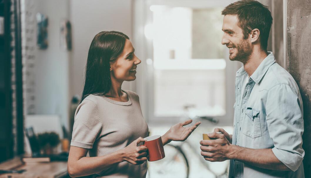DOBBELT SÅ STOR RISIKO: Studien viser at menn med lang utdannelse som er ansatt i en bransje med flest kvinner, har dobbelt så stor risiko for skilsmisse som menn som er ansatt i en bransje med flest menn. FOTO: NTB Scanpix