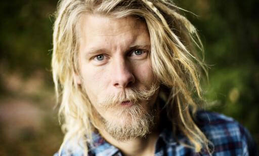 Samuel Rostøl, leder i Norsk vegansamfunn.