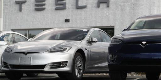 image: Tesla mer enn doblet i verdi på et halvt år