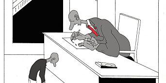 image: Ap må kvitte seg med partisekretæren
