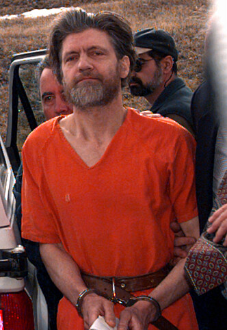 <strong>UNABOMBER:</strong> Ted Kaczynski i 1996. Foto: AP Photo/Elaine Thompson, file