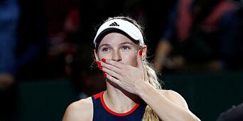 image: Tennisstjerna avslører sykdom: - Noen dager kommer jeg meg ikke opp av senga