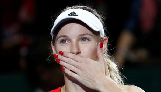 Tennisstjerna avslører sykdom